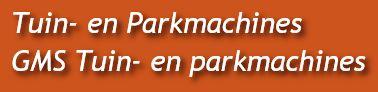 GMS Tuin- en parkmachines